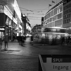 Den Haag - Spui - Ingang K van Jacco van Brecht