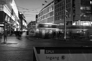 Den Haag - Spui - Ingang K van