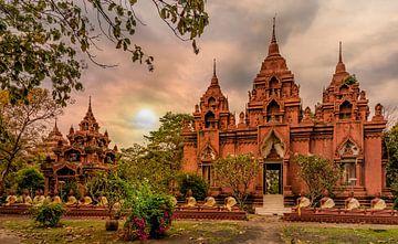 Nan Rong Thailand - Wat Kao Angkhan