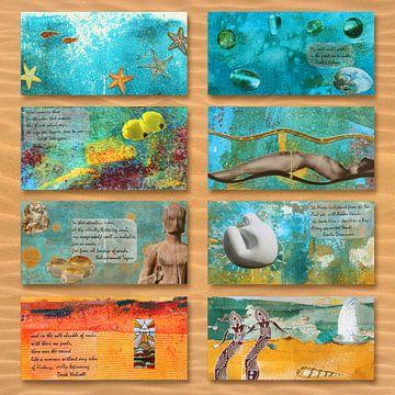 het boek van de zee van het Zuiden van Hella Kuipers