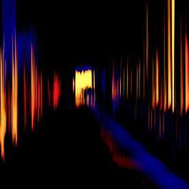 Lustgarten Berlijn abstract van Frank Andree