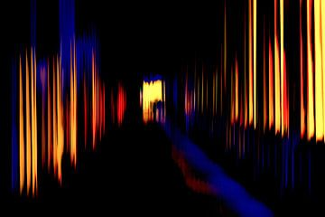 Lustgarten Berlijn abstract