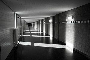 Der langen Korridor
