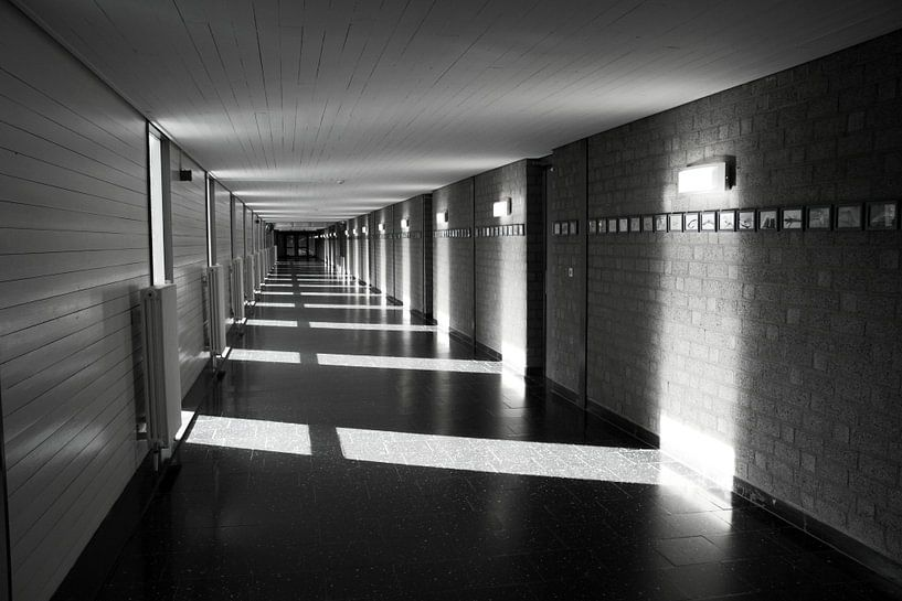 Der langen Korridor von Jolanta Mayerberg