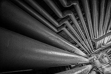 Rohrkanal van SER Sanierung im Erd- und Rückbau GmbH