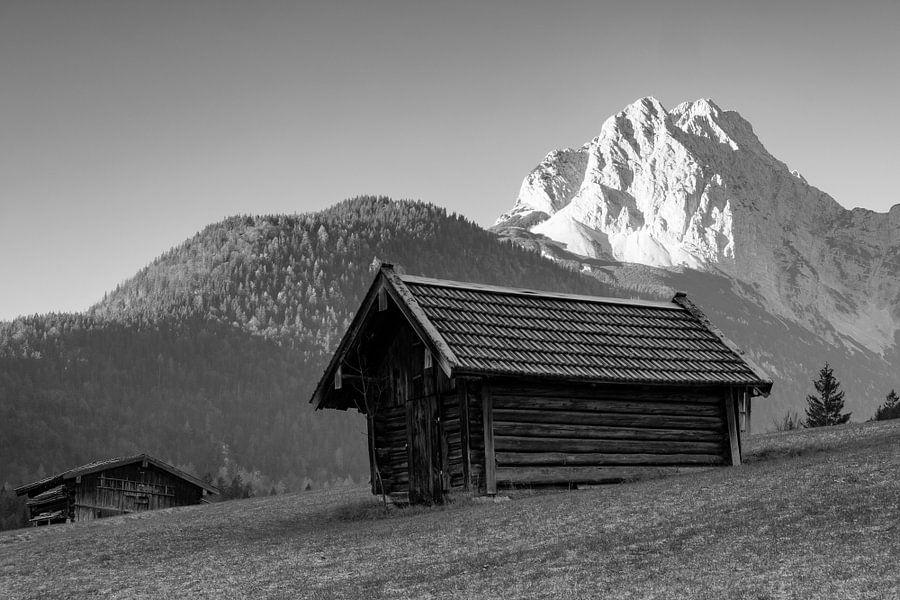 Obere Wettersteinspitze von Andreas Müller