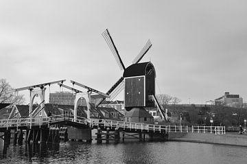 Molen De Put in Leiden von Fraukje Vonk
