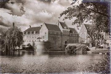 Kasteel van Woerden van Jan van der Knaap