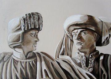 Brothers Van Eyck sur Linda Dammann