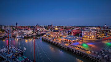Harlingen, Abend - Niederländisch