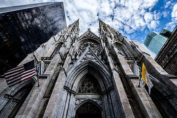 Saint Patricks Cathedral, New York City sur Eddy Westdijk