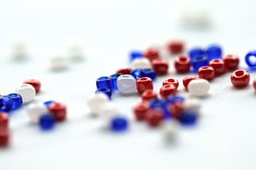 rood, wit en blauw van Klaase Fotografie