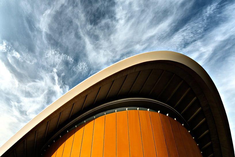 Berlin - Haus der Kulturen der Welt van Alexander Voss