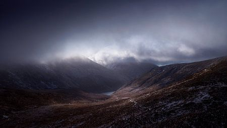 Snow storm ahead