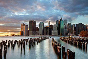 NYC Skyline, Fiorenzo Carozzi von 1x