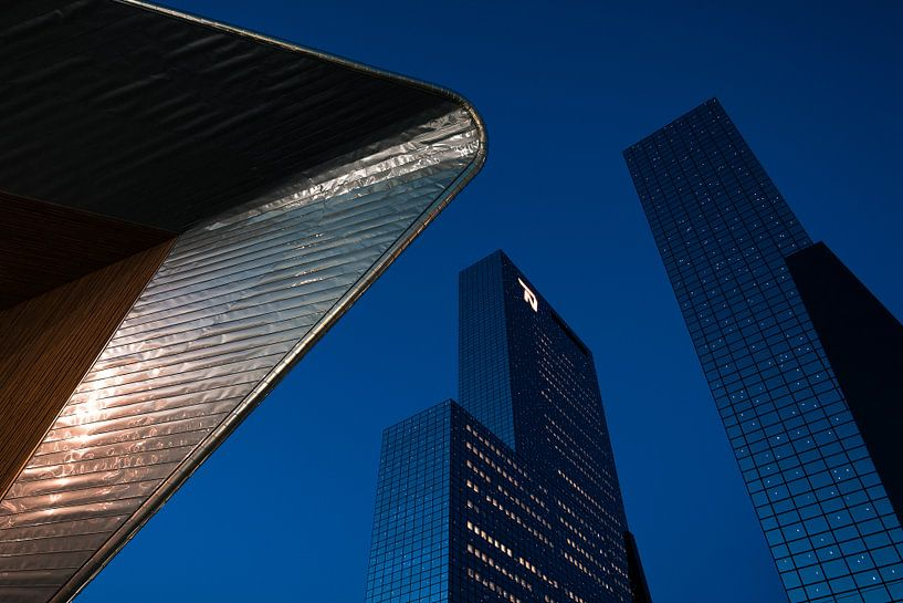 Rotterdam Centraal & Delftse Poort van Martijn Smeets