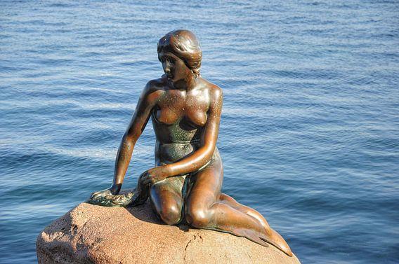 De Kleine Zeemeermin, Kopenhagen.