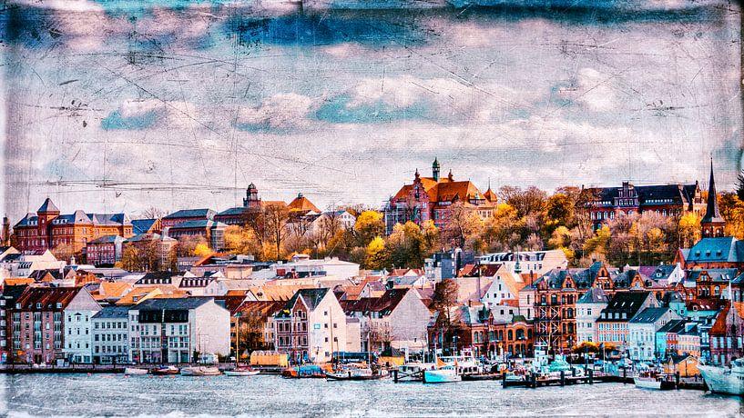 Kunstvolles Flensburg von Heiko Westphalen