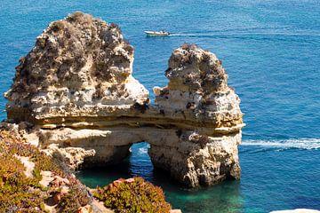 Portugal - Algarve Ponta da Piedade (2) sur Jolanda van Eek