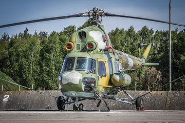 Mil MI-2 Hoplite van Jasper Scheffers