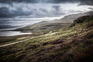 Schottland unter den Wolken von Freddy Hoevers