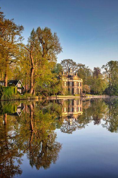 Landhaus Rupelmonde an der Vecht von Frans Lemmens