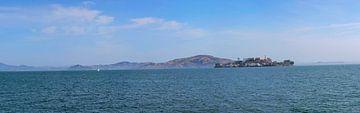 Panorama von Alcatraz von Florian Kampes