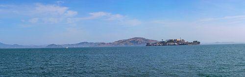 Panorama von Alcatraz