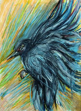 Ansicht aus der Vogelperspektive 1 von Ineke de Rijk