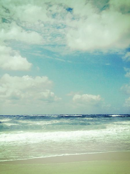BEACH IN HARMONY I van Pia Schneider