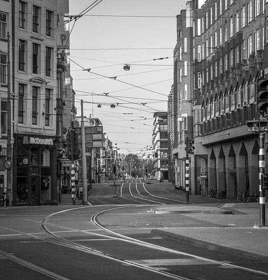 Vijzelstraat van Hugo Lingeman