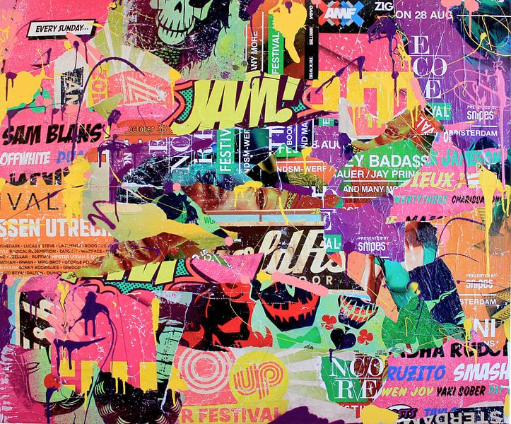 Color my love von Michiel Folkers