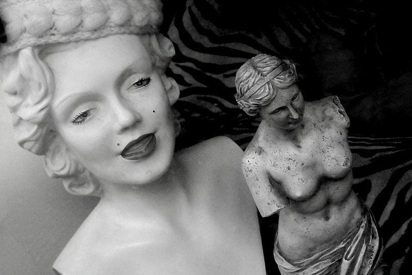 Marilyn Monroe von Marianna Pobedimova