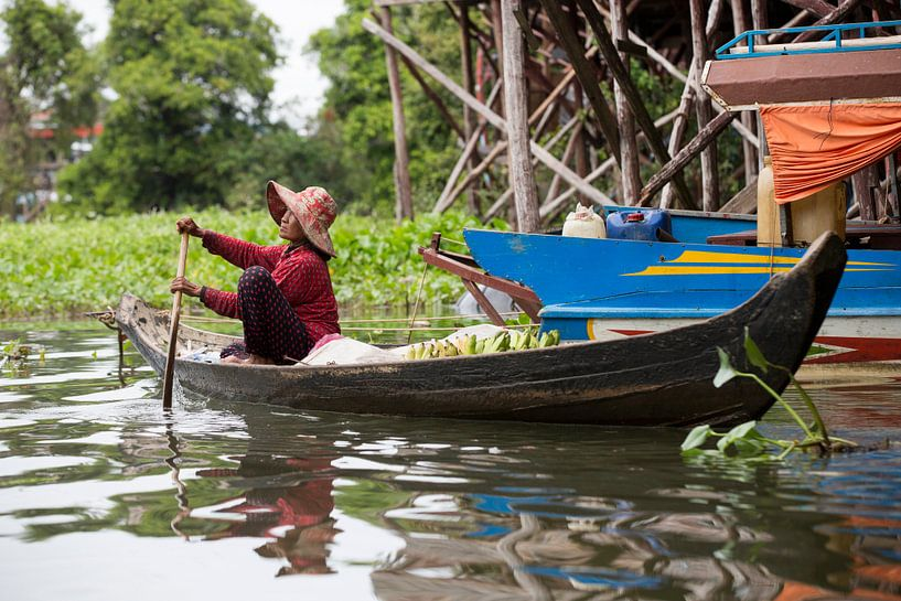 Cambodja van Yvs Doh