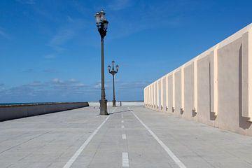 Cadiz, Andalusië van John Monster