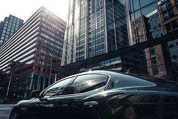 Maserati Ghibli sur Ansho Bijlmakers