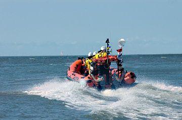 KNRM Op de  Waddenzee