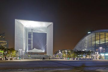 Grande Arche Paris La Defense van Roel Ovinge