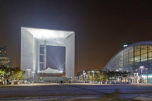 Grande Arche Paris La Defense sur