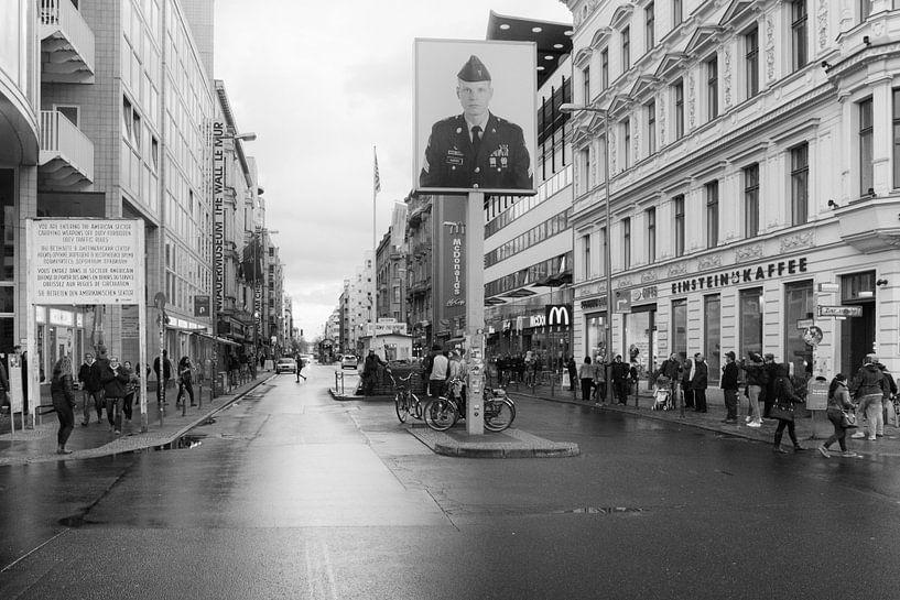 Checkpoint Charlie van FotoAmsterdam / Peter Bartelings