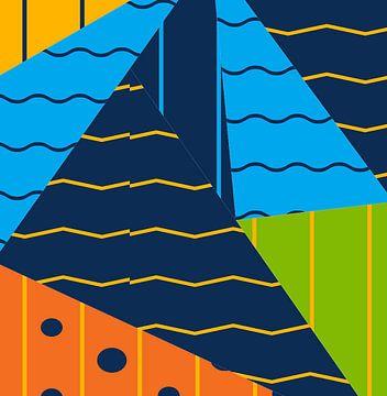 Kleurrijke hoeken van Kay Weber