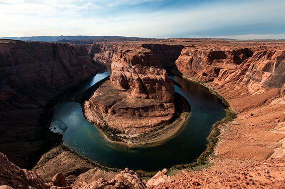 Horseshoe Bend Of Arizona