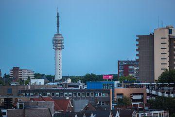 Skyline Roosendaal van Christian Traets