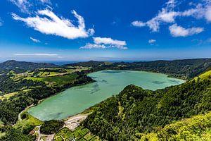 Lagoa das Furnas (Azoren) von