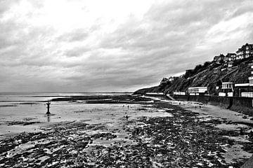 Strand bij Granville von Lisa Groothuis