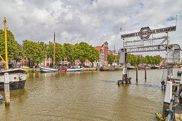 Wolwevershaven, Dordrecht van Photo Dante
