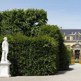 Großer Garten,  Herrrenhausen, Goldenes Tor, Galerie, Galeriegebäude, Hannover, Niedersachsen, Deuts von Torsten Krüger