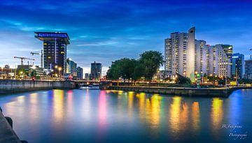 Rotterdam Leuvenhaven von John Kraak