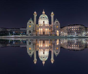 Karlskirche von Ronne Vinkx