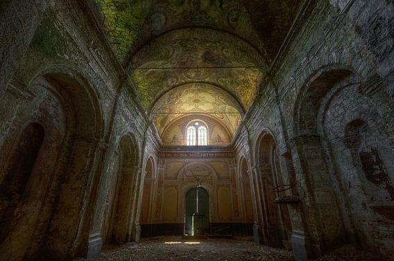 Indrukwekkende Kerk van Roman Robroek